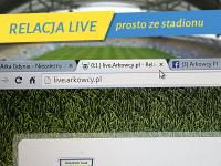LIVE: Arka - Polonia (sparing)