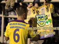 Relacja radiowa z meczu z GKS-em Bełchatów