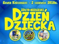 Żółto-Niebieski Dzień Dziecka