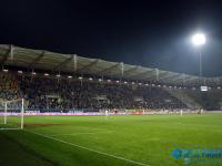 Arka zwiększa pojemność stadionu wiosną