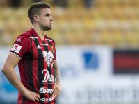 Douglas Bergqvist nowym obrońcą Arki.