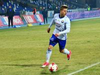 Maksymilian Banaszewski zostanie piłkarzem Arki.
