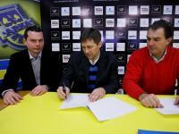 Umowa o współpracy z Akademią Piłkarską w Malborku