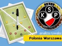 Najbliższy przeciwnik: Polonia Warszawa