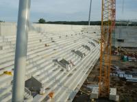 Budowa stadionu: 18 lipca