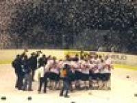 Hej heja heja Cracovia mistrzem Hokeja!