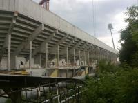 Budowa stadionu: 23 lipiec