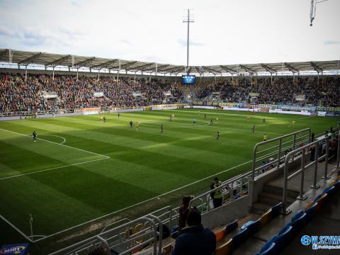 Ostatni mecz w Gdyni bez punktów.