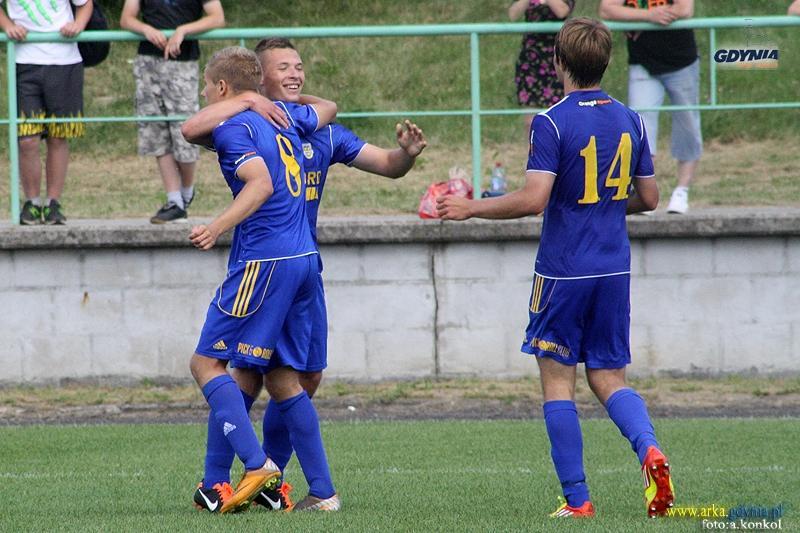Marcjanik i Szulc w pierwszym zespole