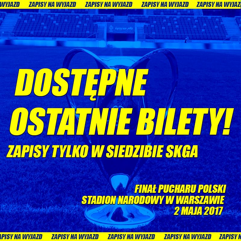 Ponad 9 tysięcy Arkowców na finale Pucharu Polski!