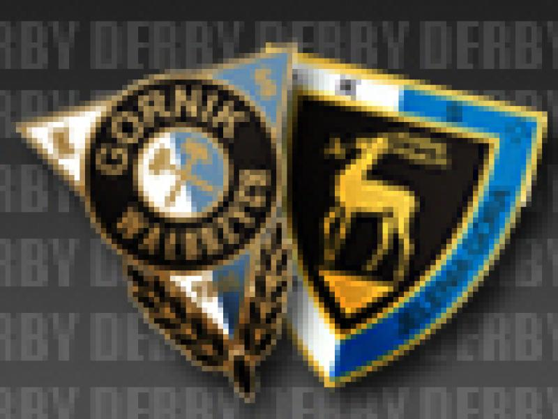 Derby Sudetów: Górnik - Karkonosze